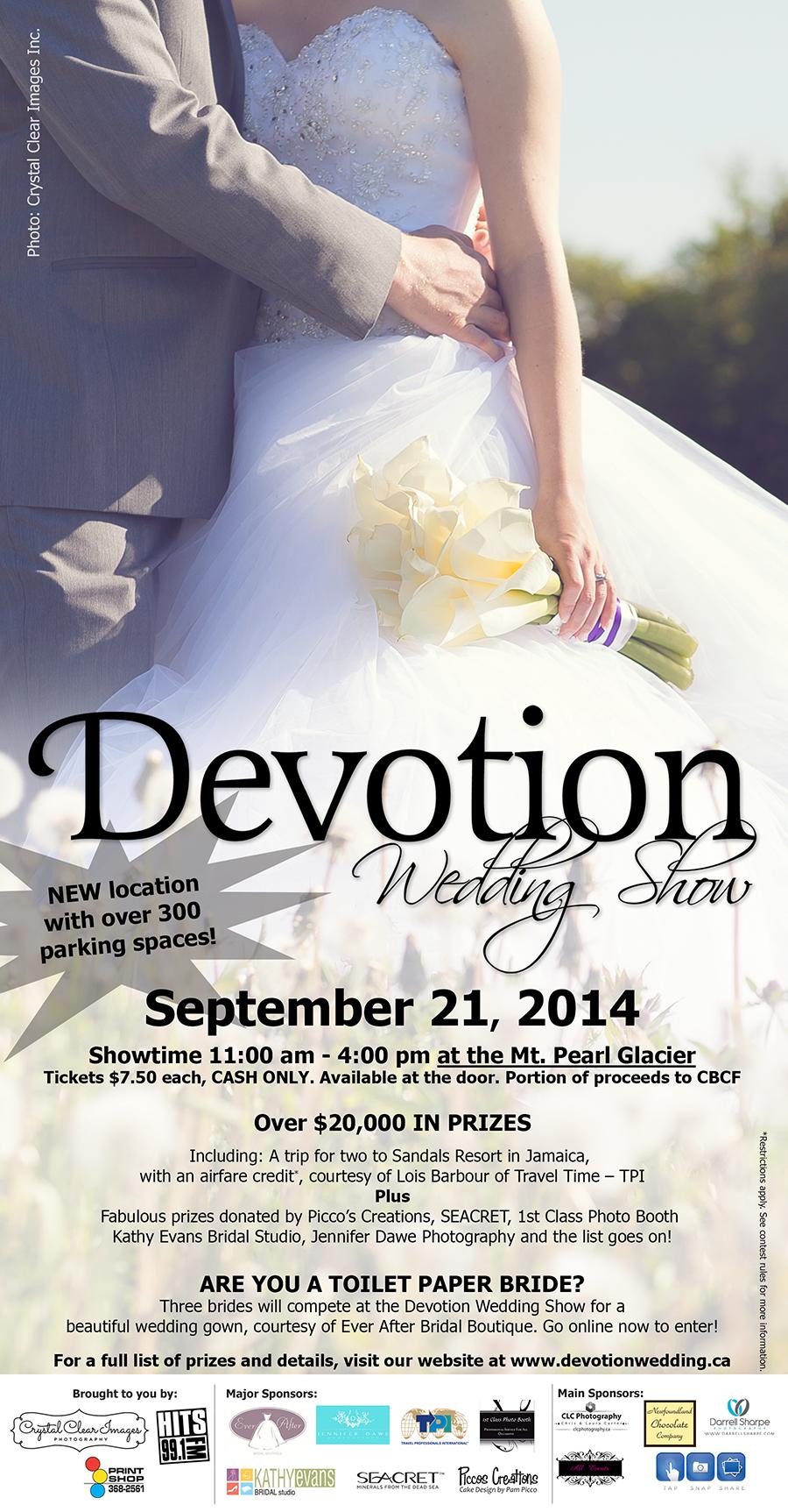 fall2014Poster Fall 2014 Devotion Wedding Show   Jennifer Dawe Photography