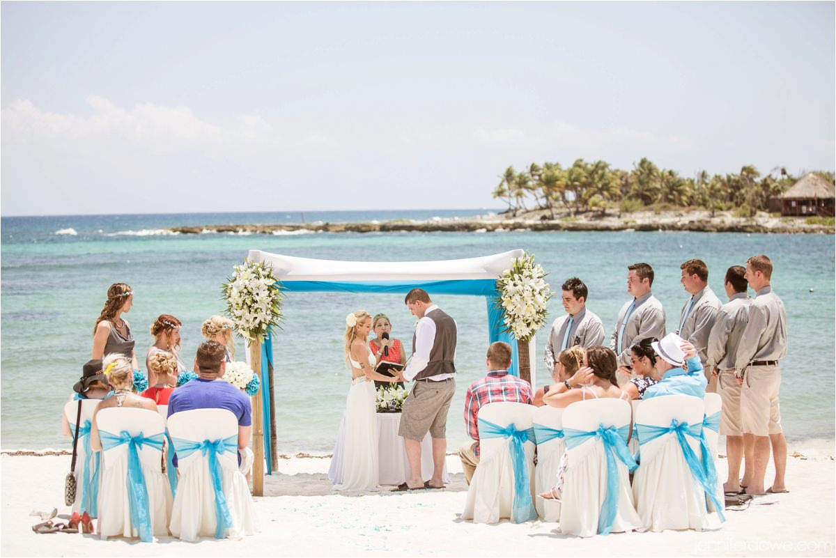 Grand Sirenis Riviera Maya Wedding Photographer Destination Wedding Photographers Mexico Wedding Photographers Cancun Wedding Photographers75