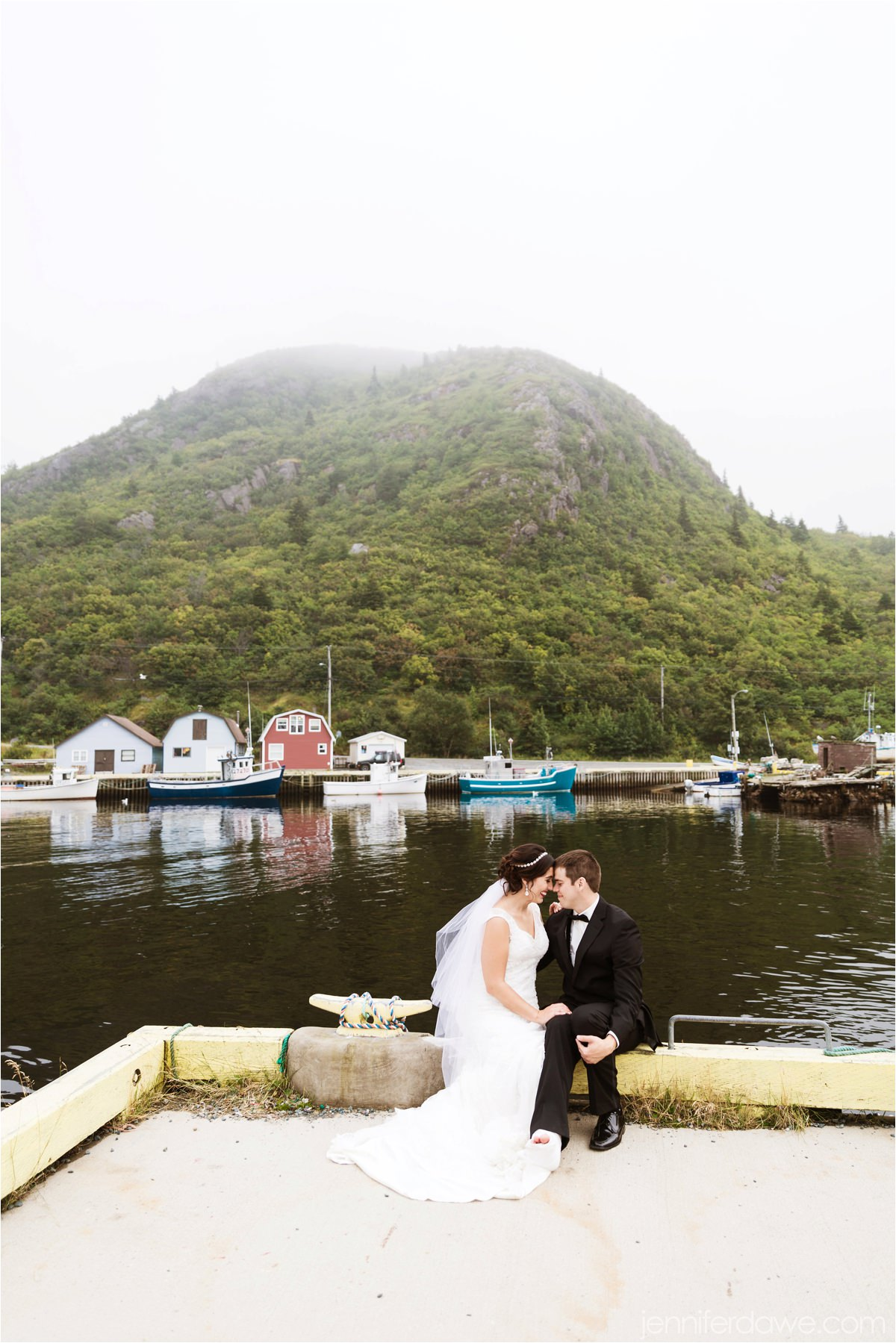 St John's Newfoundland Wedding Photographers Petty Harbour Wedding Photographers Jennifer Dawe Photography_4101